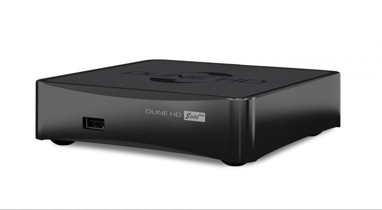 Dune HD Solo Lite Front