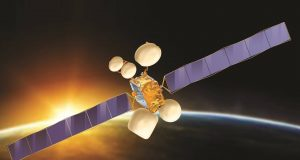 Facebook Satellit AMOS-6