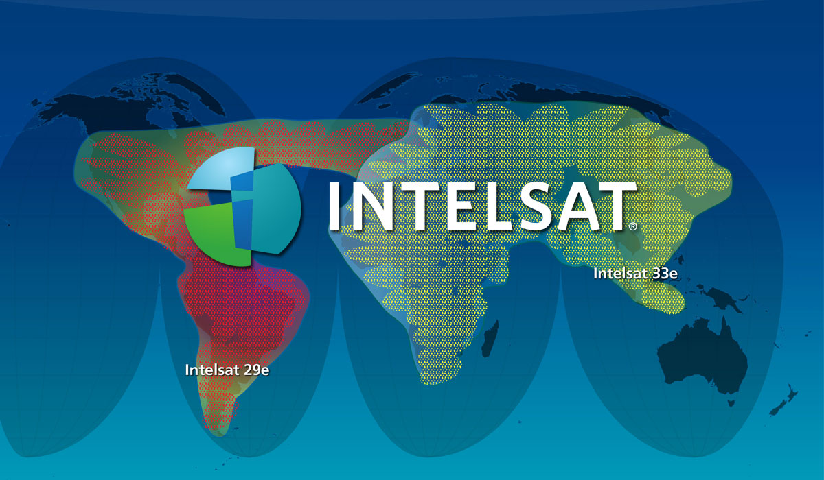 Intelsat / Интелсат