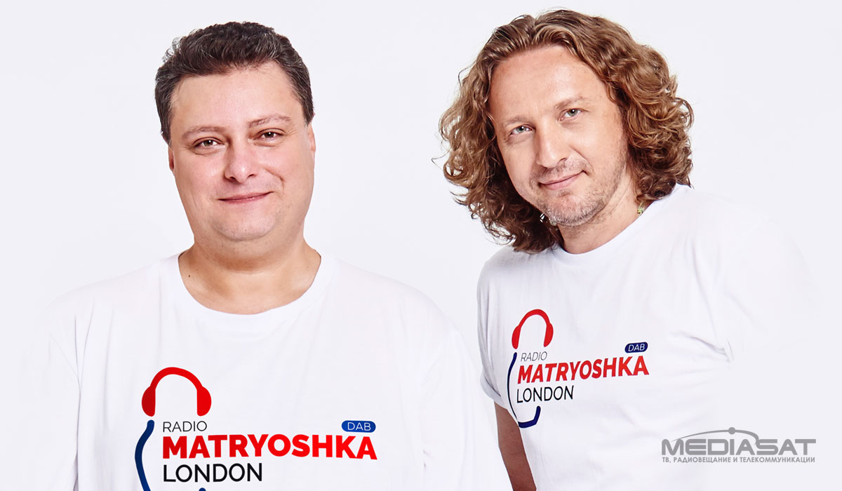 Кирилл Комаров и Николай Крупатин