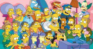The Simpsons on TV / Симпсоны на телевидении