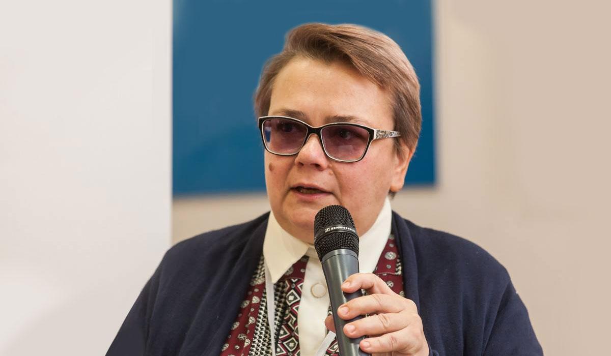 Оксана Приходько, директор Международной общественной организации «Европейская Медиа Платформа», член Общественного Совета при ICANN (At-Large ICANN)