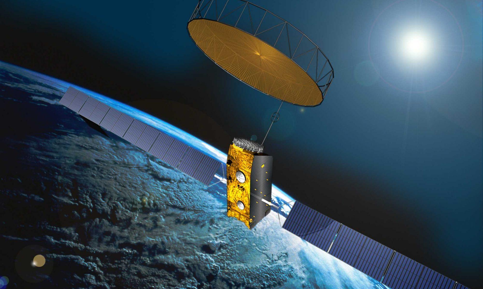 запуск спутника spacex #10