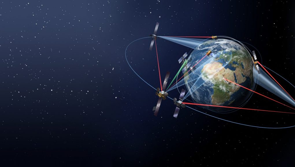 SpaceDataHighway Airbus Defence and Space
