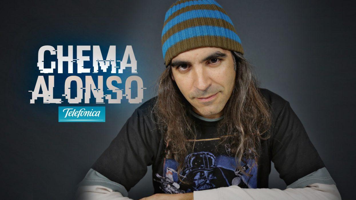 Chema Alonso es actualmente CDO de Telefónica
