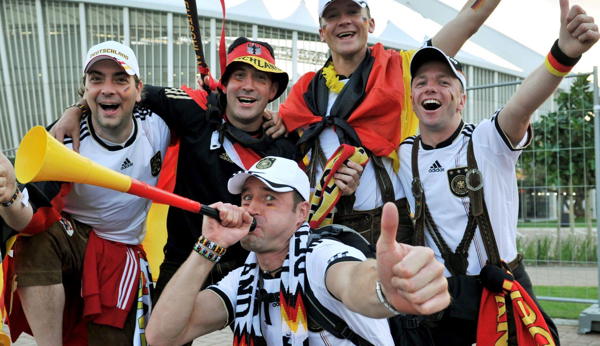german people / люди германии