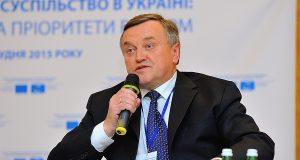 Председатель Госкомтелерадио Олег Наливайко