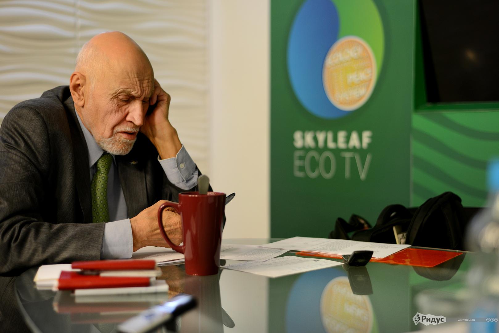 SkyLeaf Eco Tv / Эко ТВ / Николай Дроздов