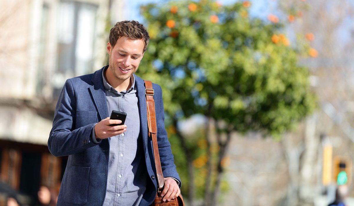 Mobile Man | Мобильный человек