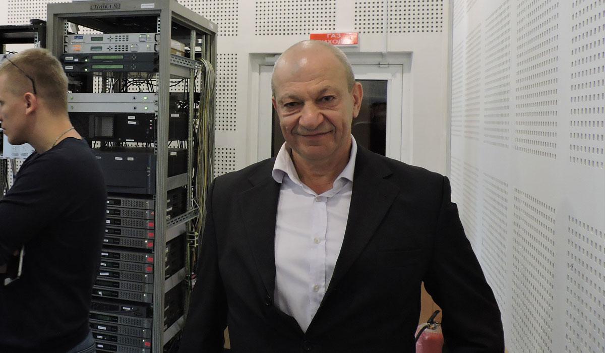 Alex Radinov, Harmonic Inc.