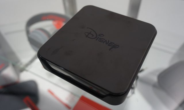 Disney Kids TV streaming box