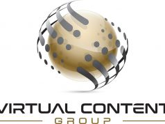 Virtual Content Group logo