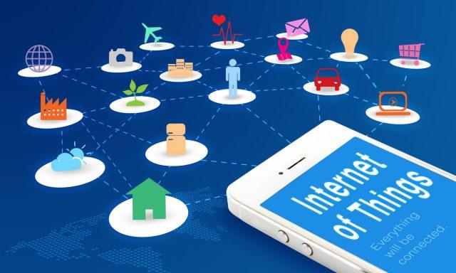 Internet of Things (IoT) / Интернет вещей