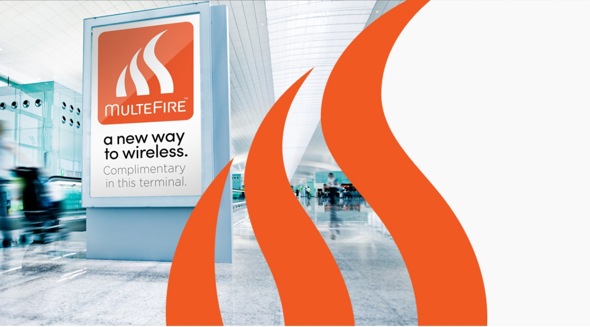 MulteFire LTE Wi-Fi