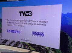 Nagra Samsung TVkey