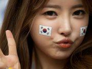 Южно кореянка / южная корея девушка
