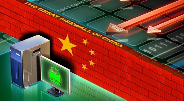 Великий китайский файрволл / VPN