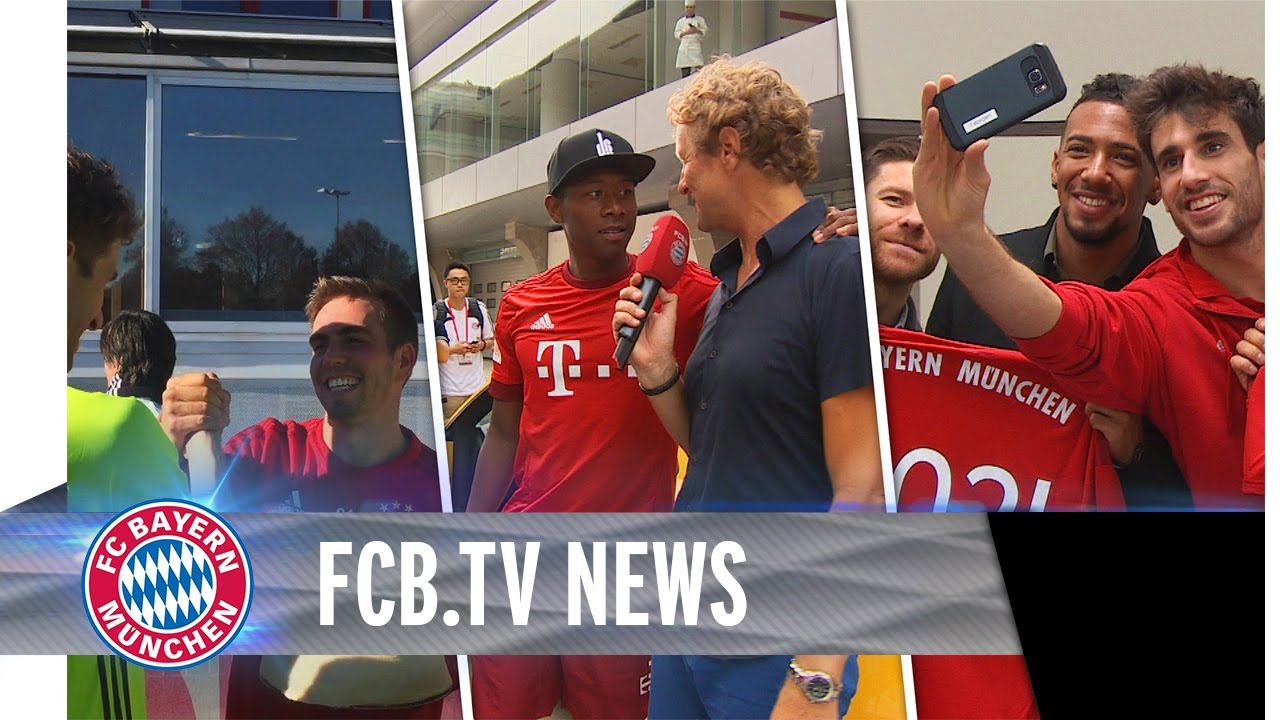 fc bayern tv entertain