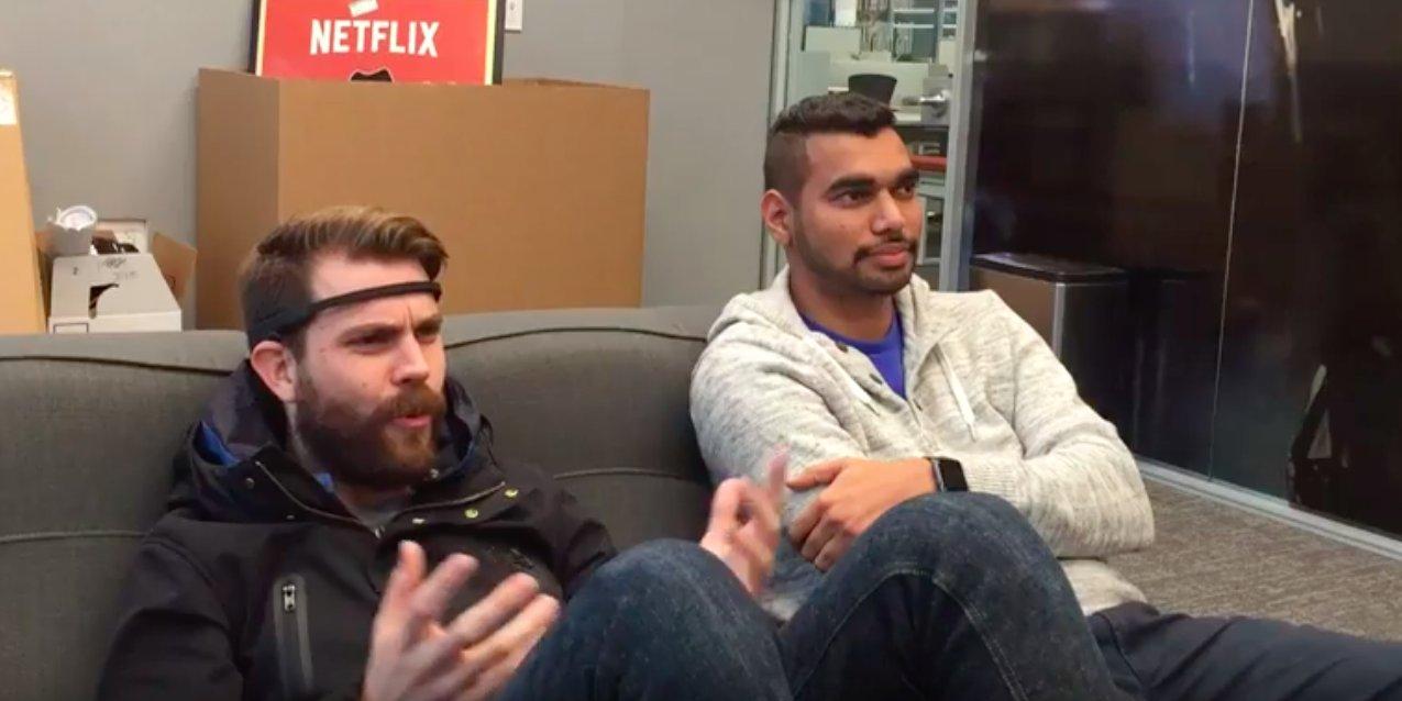 Шевелиться больше ненужно: Netflix обещает переключение каналов силой мысли