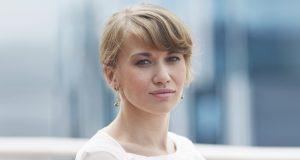 Виктория Корогод, руководитель телеканала «Украина»
