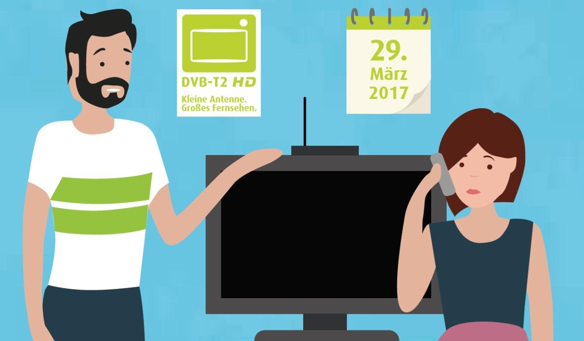 DVB-T2 HD Germany