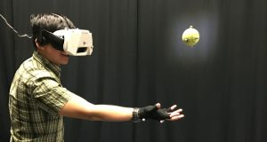 Disney Research Real Ball Virtual Reality