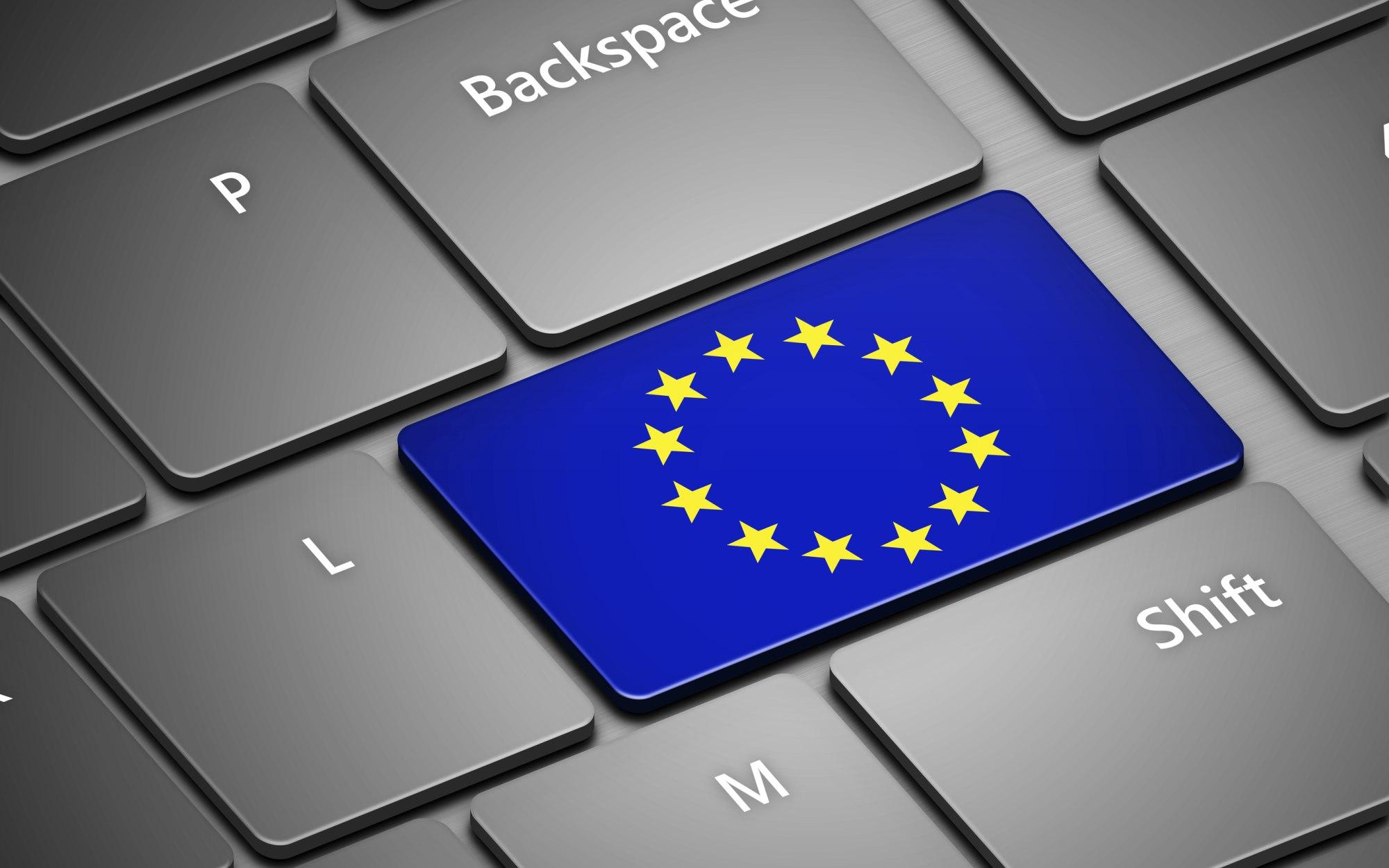 digital eu Европа / EU keyboard