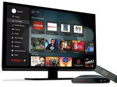 Airtel Internet TV Android Box