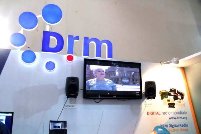 DRM digital radio