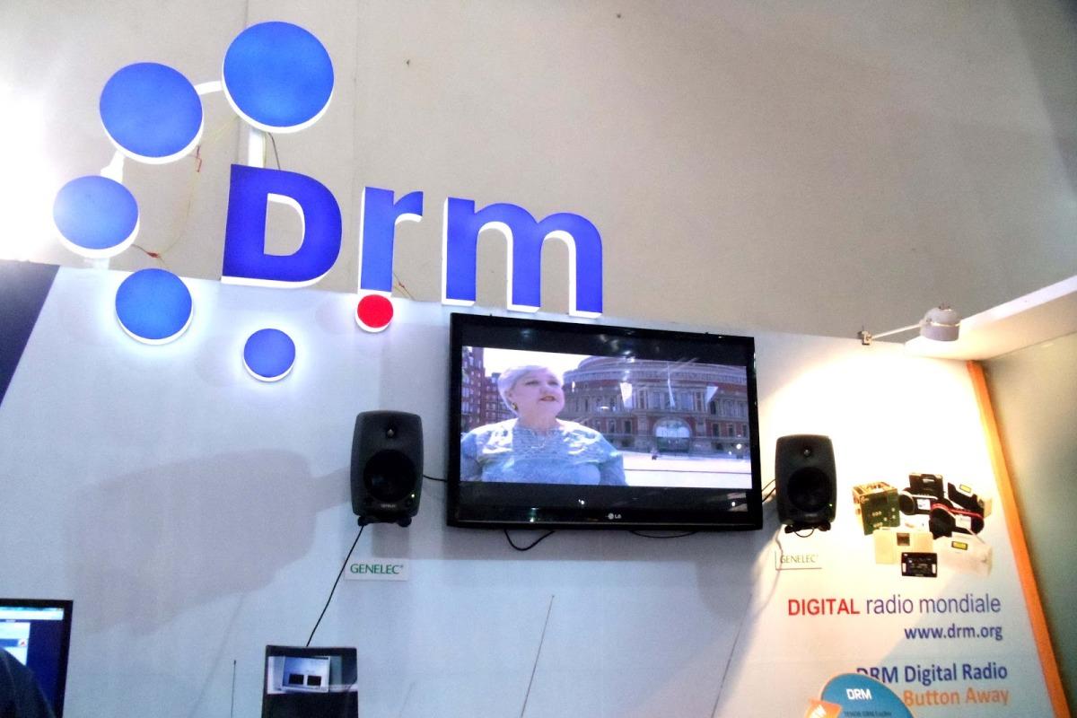 DRM digital radio