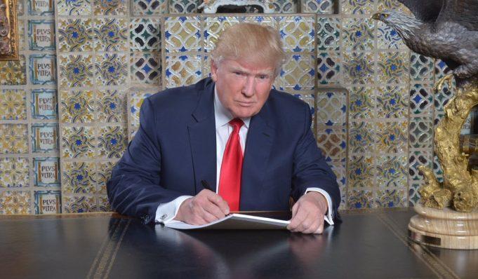 Donald John Trump / Дональд Трамп