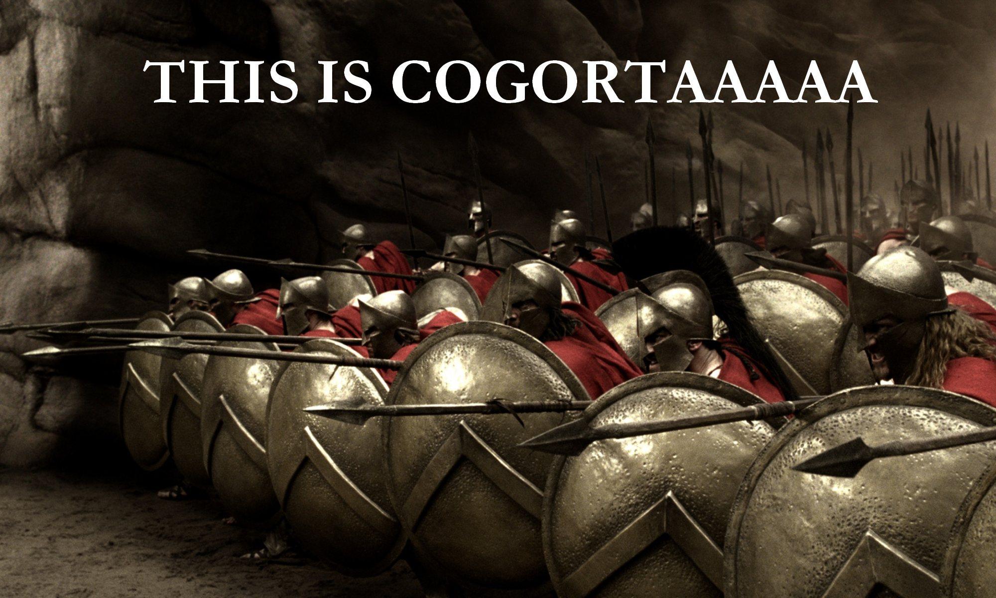 This is cogortaaa!