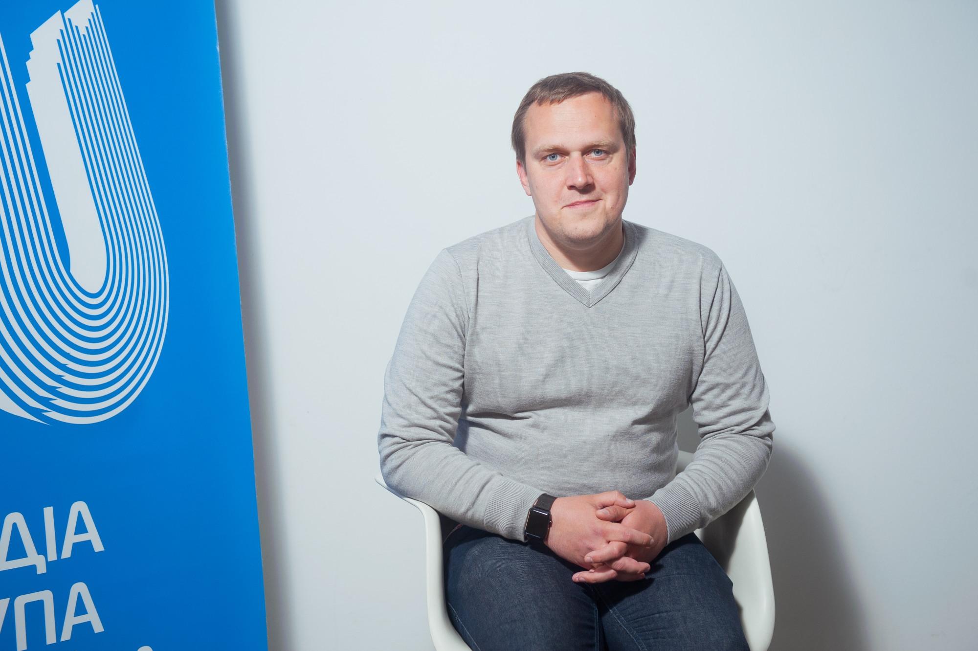 Иван Букреев, Медиа Группа Украина