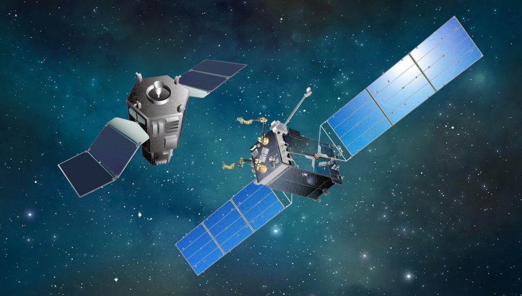 Ремонт спутников на орбите