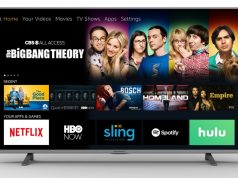 Element Electronics 4K Ultra HD Smart TV Amazon