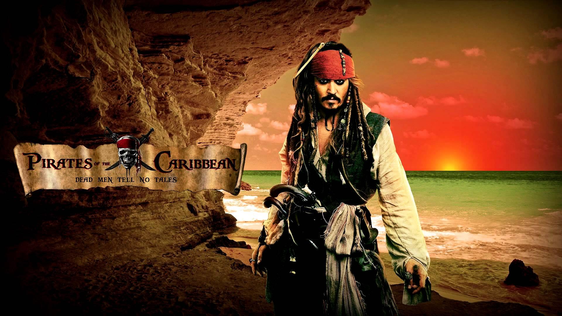 Пираты Карибского моря: Мертвецы не рассказывают сказки / Pirates of the Caribbean Dead Men Tell No Tales