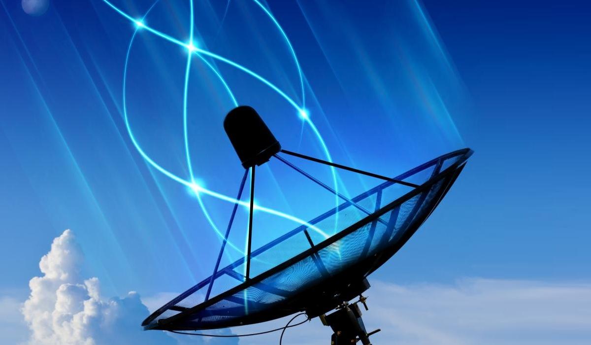 Спутниковый интернет / satellite broadband