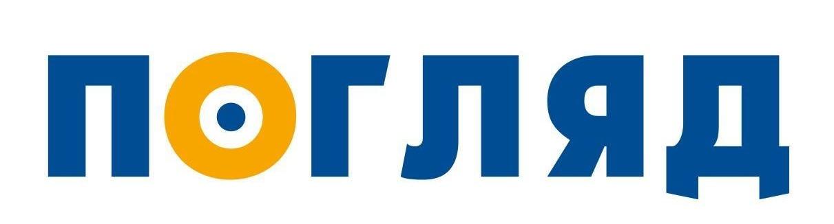 Телеканал Погляд лого