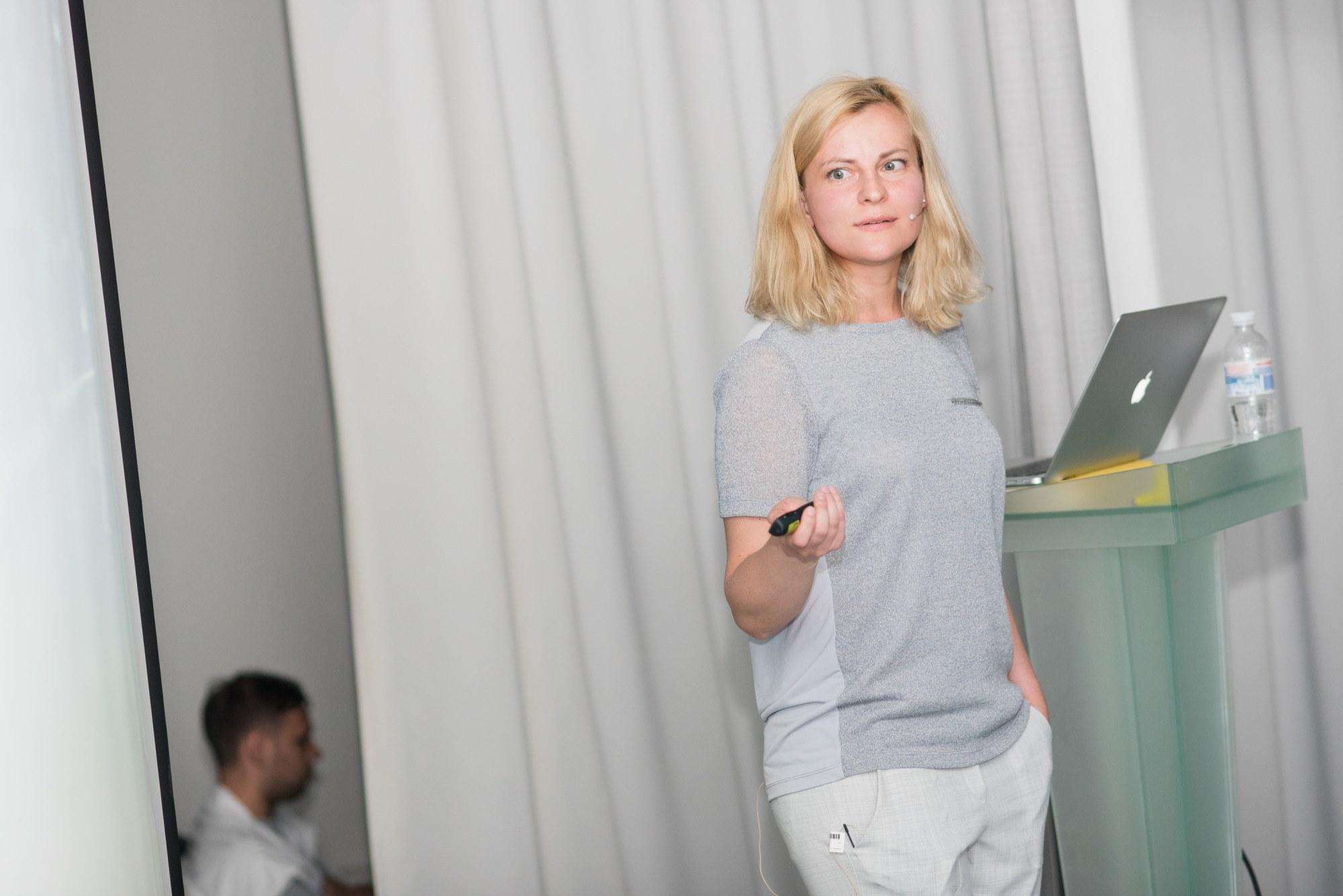 Юлия Кахановская / Yuliya Kahanovskaya
