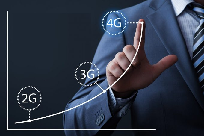 LTE 4G Evolution