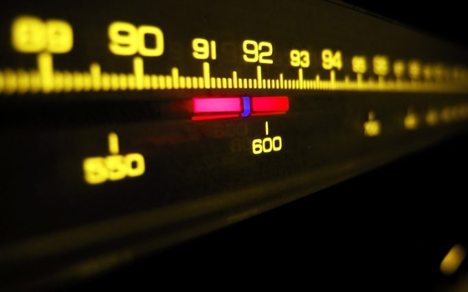 FM radio / FM-радио