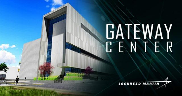 Lockheed Martin's Gateway Center