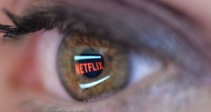 US Online Streaming Giant Netflix
