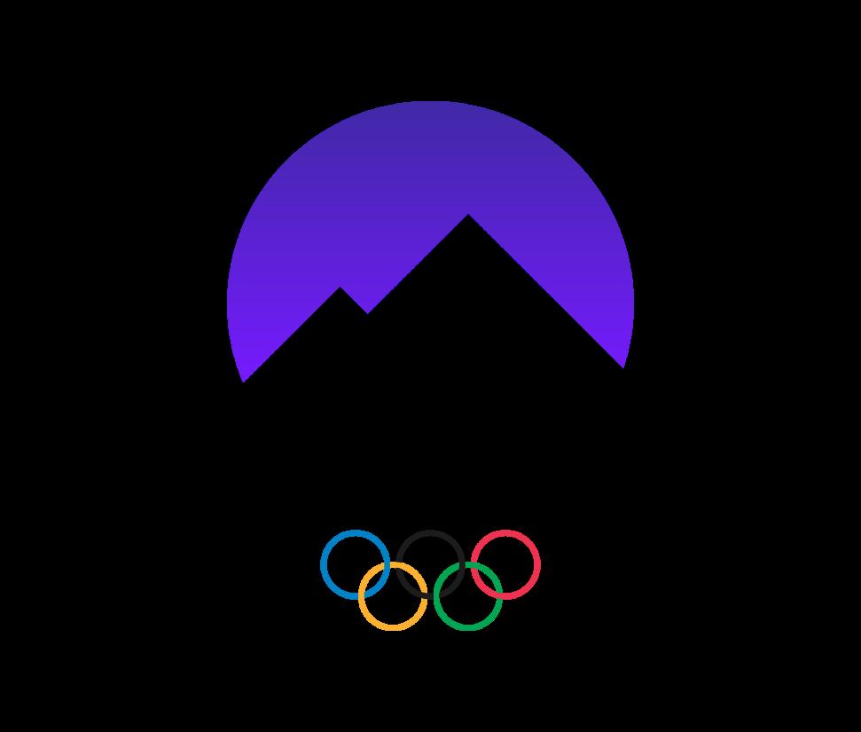 Eurosport PyeongChang 2018 logo