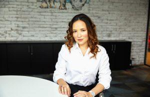 Анна Пак, вице-президент, управляющий директор Discovery Networks в Северо-Восточной Европе