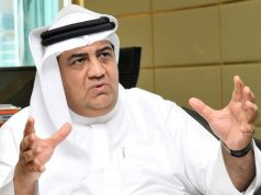 Saleh Al Abdooli Group CEO etisalat