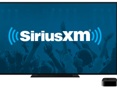 SiriusXM Radio Apple TV