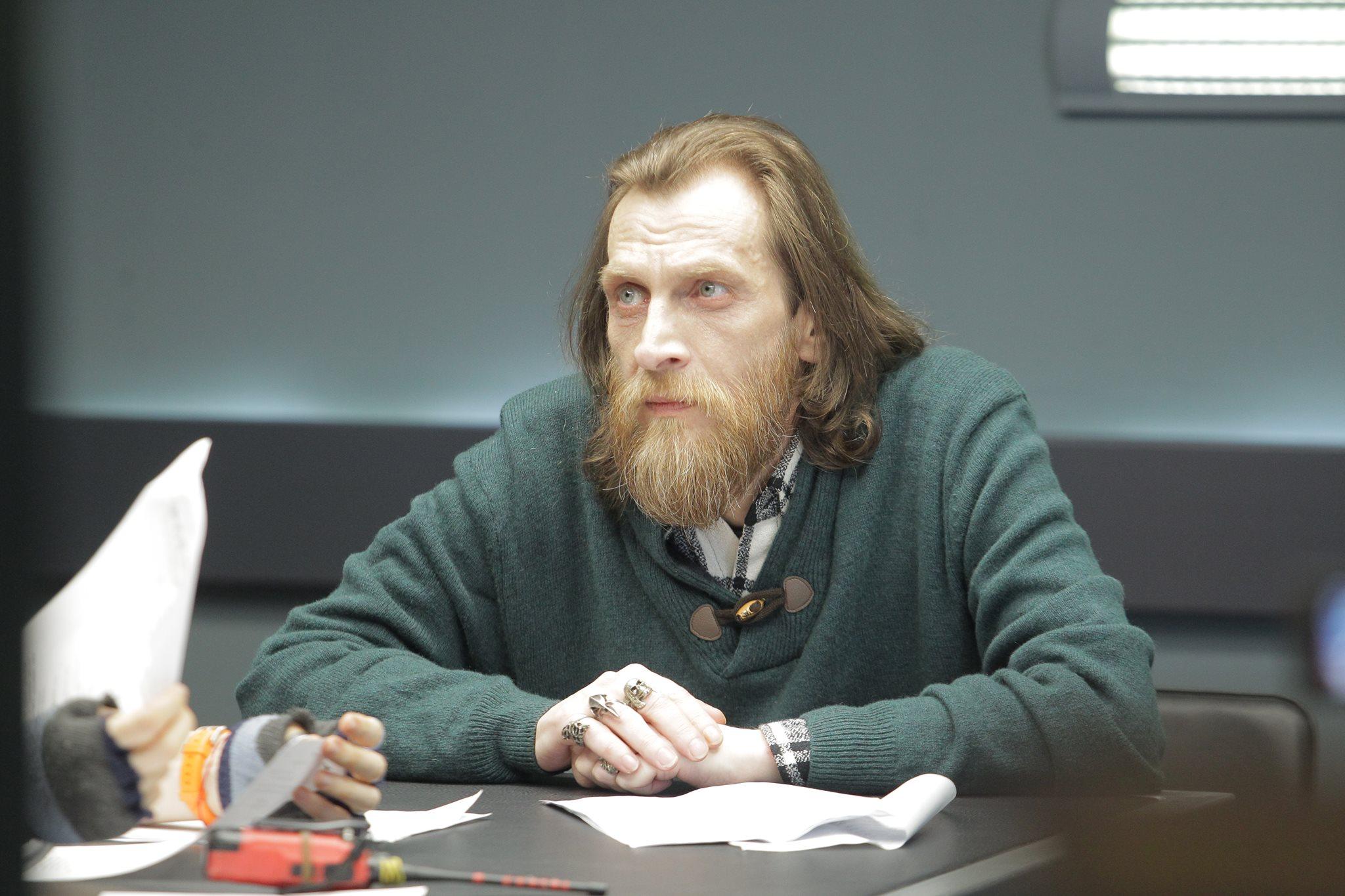 Андрей Соколовский, автор сценария сериала «Тот, кто не спит»