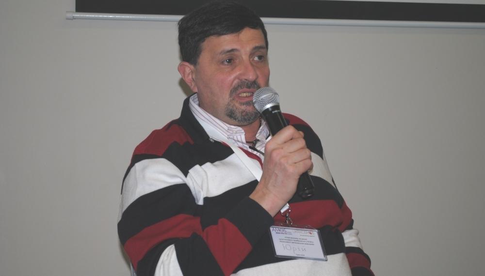 Юрий Балычев, первый заместитель генерального директора «Укркосмос»