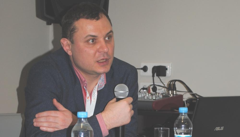 Андрей Соломаха, медиаэксперт и юрист
